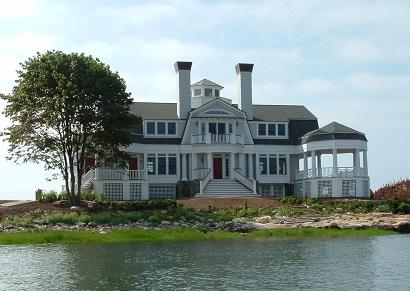 Modular Home Hurricane Survivor Long Island Sound